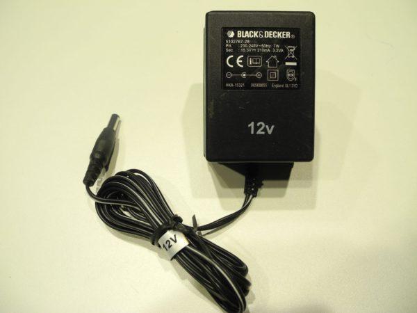 Black and decker HKA-15321